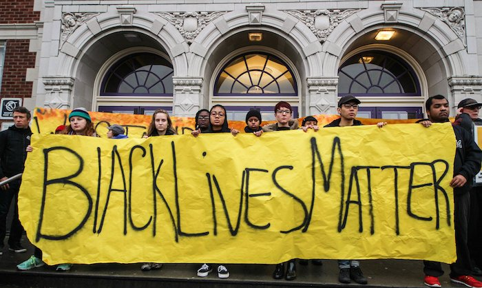teaching black lives matter
