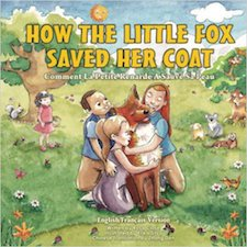 How the little fox saved her coat