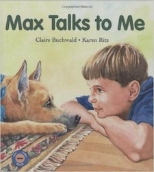Max Talks to Me by Claire Buchwald