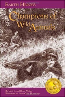 earth heroes champions of wild animals