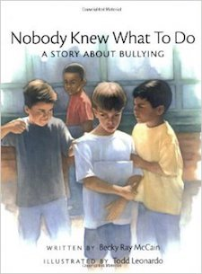 nobody knew what to do a story about bullying