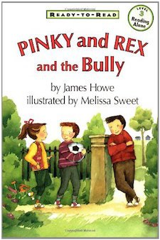 pinky and rex the bully cover