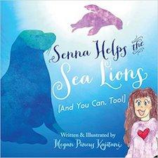 senna helps the sea lions