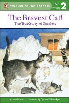 the bravest cat the true story of scarlet