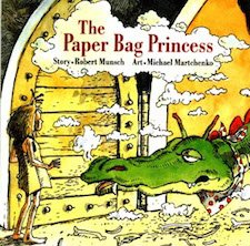 the paperbag princess