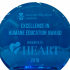 HEART recognized for excellence in humane education