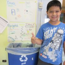 Teaching about Recycling in the Classroom