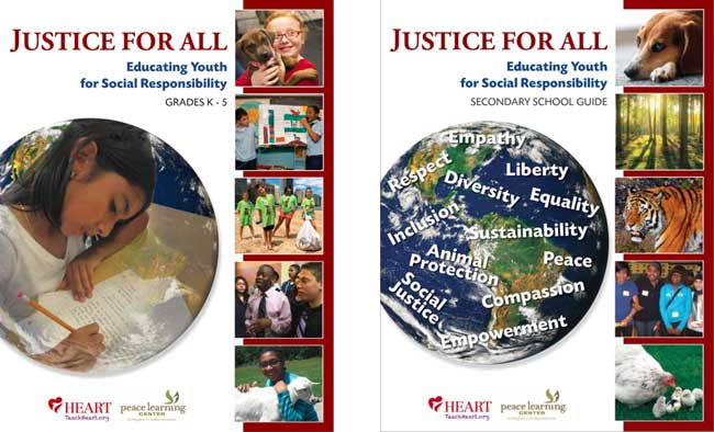 Justice for All Humane Education Resources