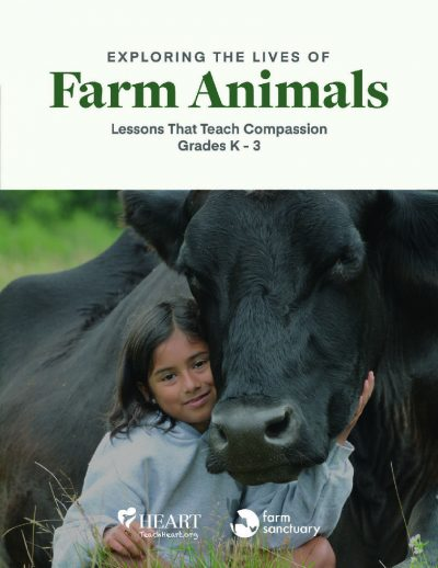 Farm Animals Education Guide Cover